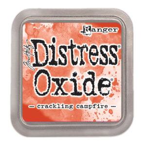 Ranger, Distress Oxide Crackling Campfire, Australia