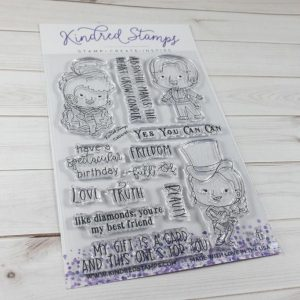 Kindred Stamps, Cabaret stamp set, Australia