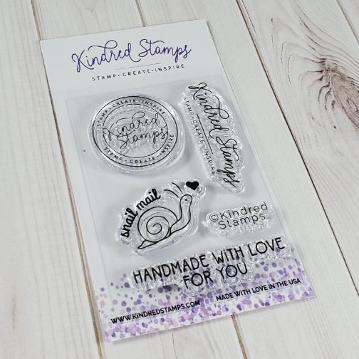 Kindred Stamps, Kindred Stamper stamp set, Australia