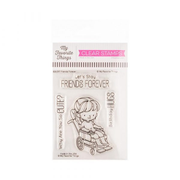 MFT, Friends Forever stamp set, Australia