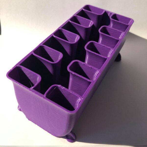 Make it by Marko, Bathtub Blender Brush Caddie Purple, Australia