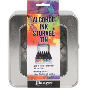 Tim Holtz, Alcohol Ink storage tin, Australia
