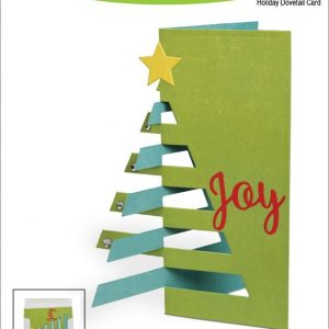 i-Crafter, Holiday Dovetail Card die set, Australia