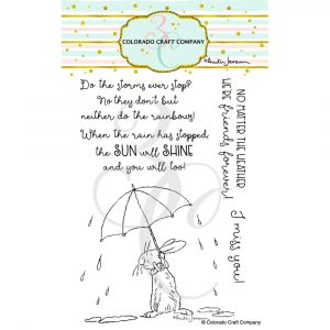 Colorado Craft Co, All Weather Friends stamp set, Australia