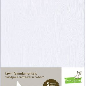 Lawn Fawn, Woodgrain cardstock white, Australia