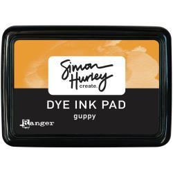 Simon Hurley, Guppy ink pad, Australia