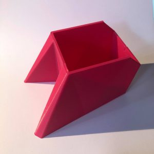 Make it by Marko, ATG small holder Dark Pink, Australia