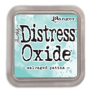 Distress Oxide Salvaged Patina ink pad, Australia