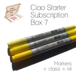 Subscription Box Ciao Starter 7 thumbnail