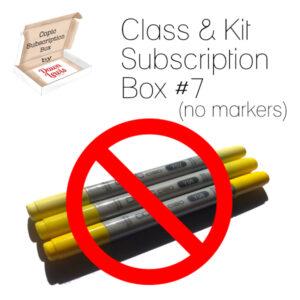 Subscription Box Class & Kit 7 Thumbnail